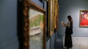 В Музее русского импрессионизма открылась экспозиция «Другие берега»