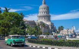 Названа дата открытия для туристов столицы Кубы Гаваны и других городов