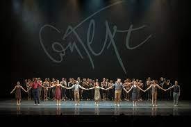 На фестивале Context Дианы Вишневой прошел вечер современной хореографии