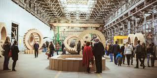 Уральская Индустриальная биеннале запускает публичную программу