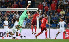 Италия установила мировой рекорд по продолжительности беспроигрышной серии