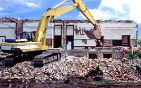 Вывозим строительные отходы недорого и профессионально