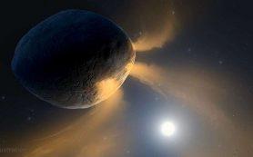 Фаэтон, астероид солнечной системы, выделяющий натрий
