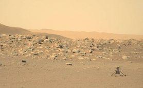 После 6 месяцев на Марсе крохотный вертолет НАСА продолжает высоко летать