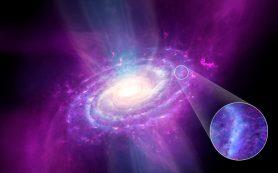 Газы и пыль в нашей Галактике оказались «плохо перемешаны»