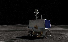 НАСА выбирает место на Луне для посадки лунохода