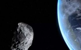 Астероид 2021 NY1 пролетит мимо Земли