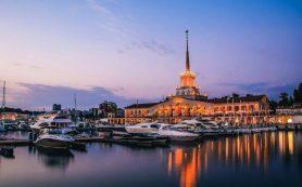 Сочи планирует наладить паромное сообщение с Турцией
