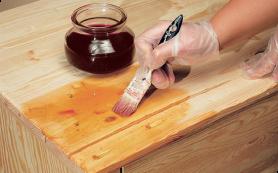 Как правильно заботиться о древесине после пропитки маслом?