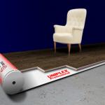 Защитим пол от влаги или ещё раз о потенциале подложек Uniplex