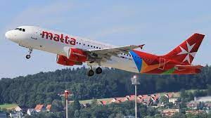 Air Malta начнет летать в Москву весной