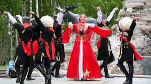 Первый этнокультурный фестиваль «Кавказ обетованный» начался в Дербенте
