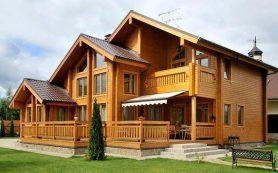 Строительство деревянных домов из клееного бруса и выбор достойной строительной компании.