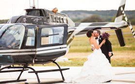 Как необычно отметить жестяную свадьбу: в вертолете или пещере?