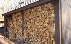 Заказать дрова на зиму с доставкой