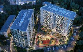 Доступное жильё в премиальном жилом комплексе Сокол Сочи