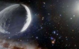 Самая большая из когда-либо открытых комет направляется в нашу сторону