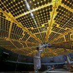 НАСА видит сбой в солнечной панели на новом космическом корабле Lucy